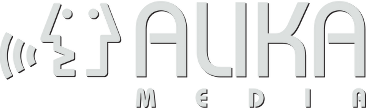 Alika Media Group Logo